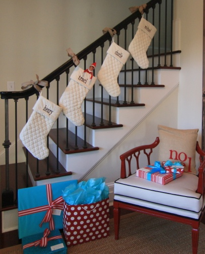 my twin-friendly christmas style   Traci Zeller Interiors ...