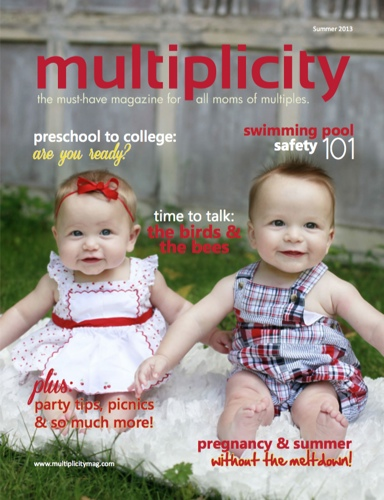 Multiplicity Summer 2013 Cover