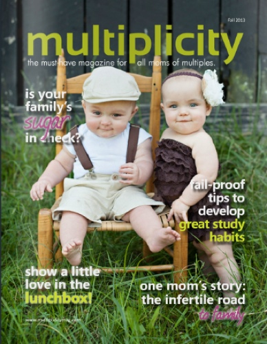 Multiplicity Cover Fall 2013