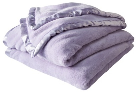 Simply Shabby Chic Cozy Blanket Target