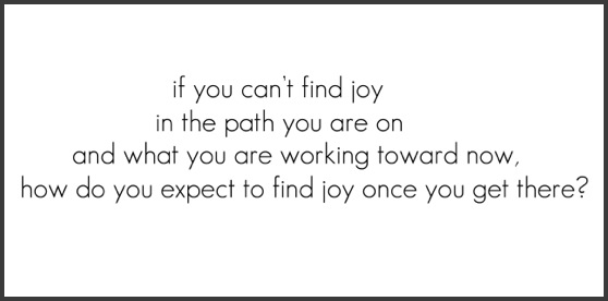 Find Joy on Your Path