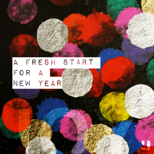 Fresh Start for a New Year