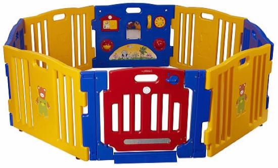 Baby Diego Cub Yard Playpen Activity Center