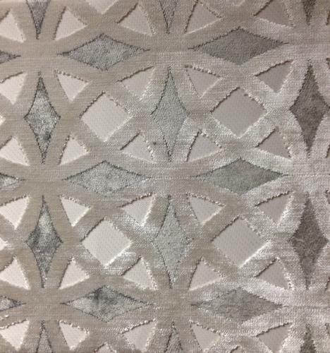 De Leo Textiles Velvet Shimmer Fabric