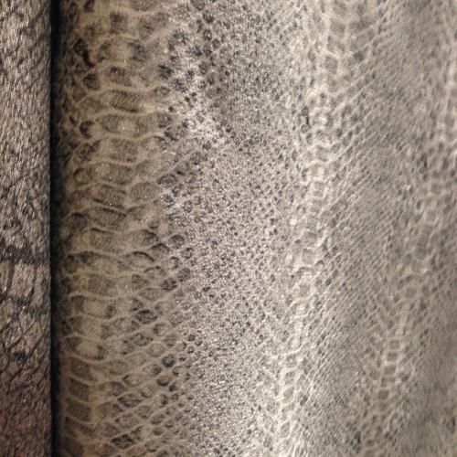 Home Accent Fabrics Snakeskin Fabric