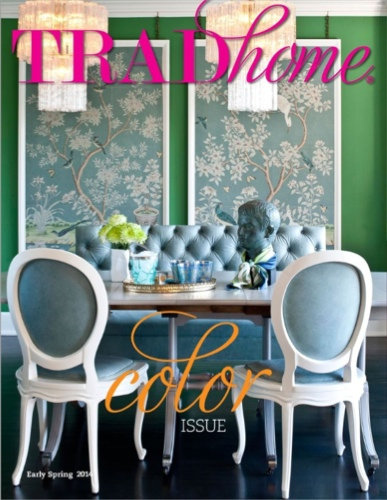 TRADHome Spring 2014 Cover
