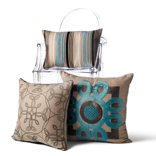 Traci Zeller for Design Accents Pillow Collection