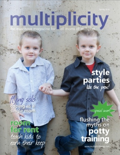 Multiplicity Spring 2014 Cover