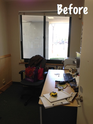 RMHLI Business Office Before