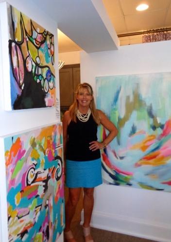Susan Skelley in Studio 202