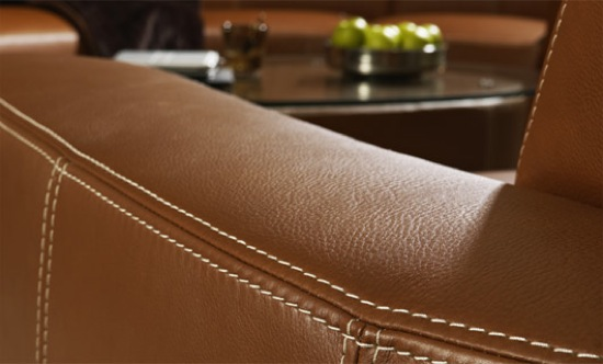 Schillig Leather Closeup 2