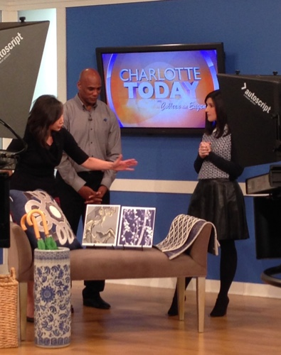 Traci Zeller on Charlotte Today 2