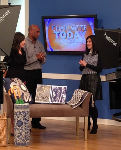 Traci Zeller on Charlotte Today