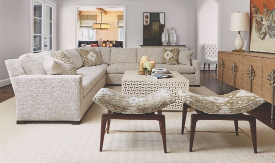Ambella Home Profiles Sectional