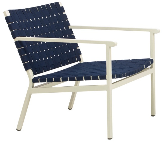 Brown Jordan Flex Lounge Chair