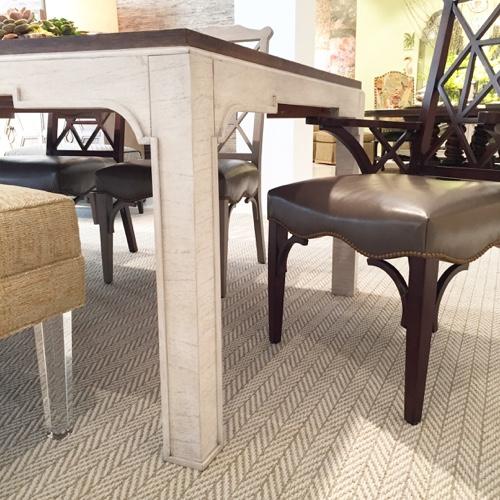 Ambella Parquet Dining Table