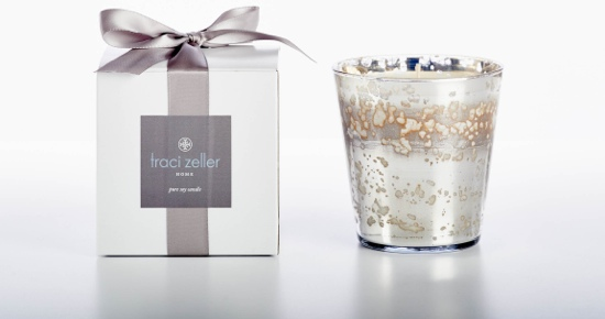 Traci Zeller Home Candle by Ella B.