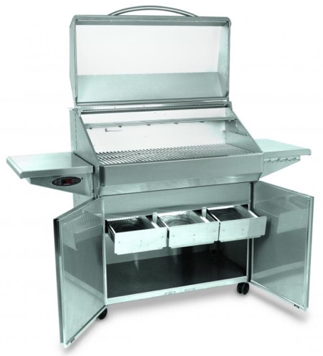 Memphis Elite Grill Cart Model