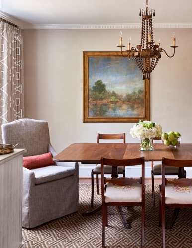 Traci Zeller Designs Traditional Dining Room