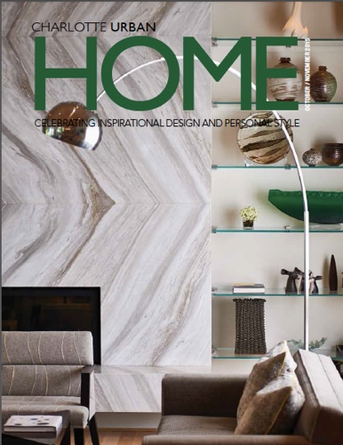 Charlotte Urban Home October 2015 Cover