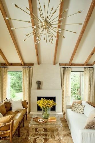 Lauren Liess Fox Vale Living Room Photography by Helen Norman