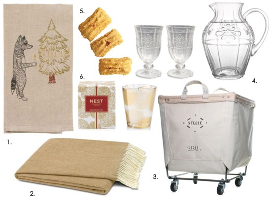 Five Last Minute Ways to Welcome Guests