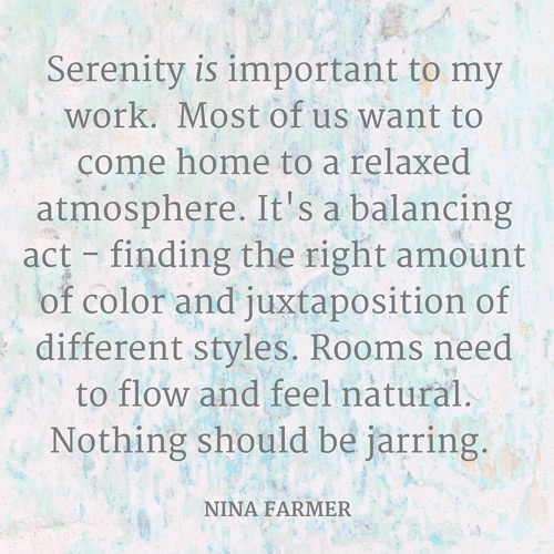 Nina Farmer on Serenity