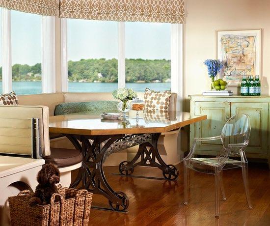 Traci Zeller Lake Wylie Breakfast Room