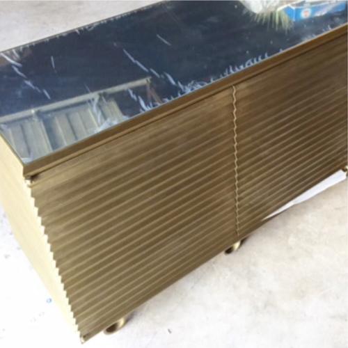 brass-sideboard