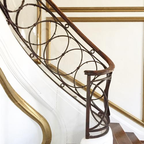 Neel Reid Gastonia Stairwell