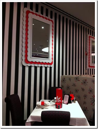 American Girl Store Restaurant