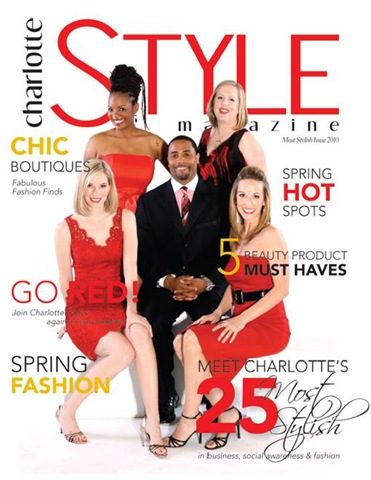 Charlotte Style cover