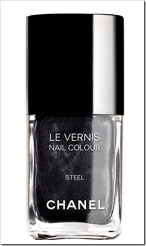 Chanel Steel Nail Colour