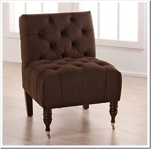 Nate Berkus Tufted Chair