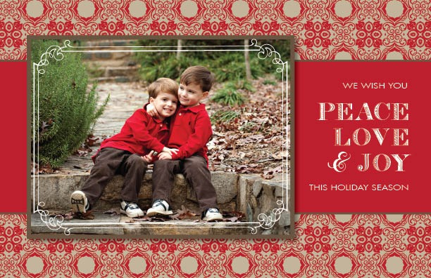 Christmas Card 2009 Front