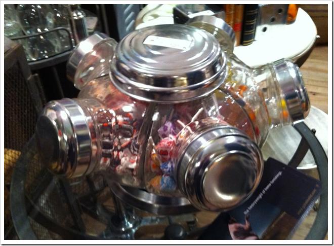 GO Home Revolving Candy Jar