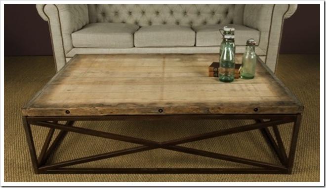 Bobo Brickmaker Coffee Table