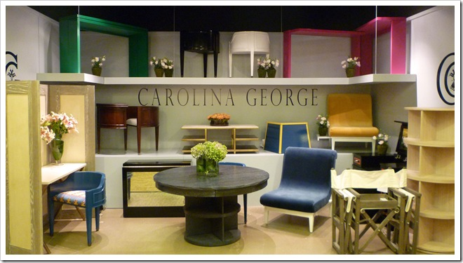 Carolina George in Interhall